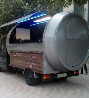 Adaptación de vehículos para publicidad, eventos, road show - SerbeCar