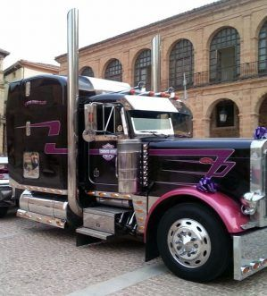 Camiones para publicidad - SerbeCar
