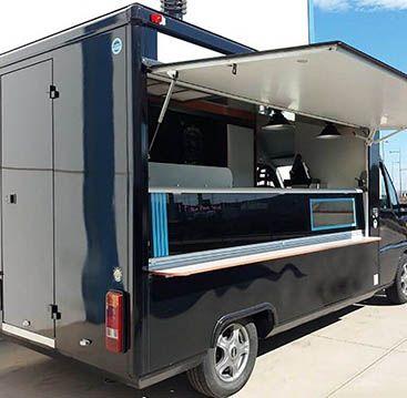 Food Trucks para publicidad, eventos, road show - SerbeCar