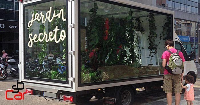 Publicidad en camiones, campaña de CC Gran Casa _SerbeCar