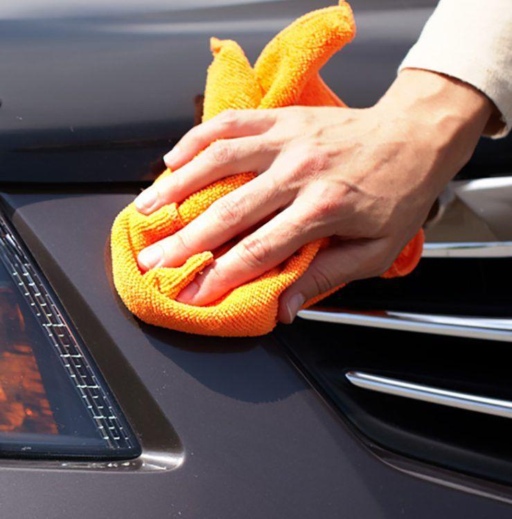 limpieza adhesivo vinilo coche