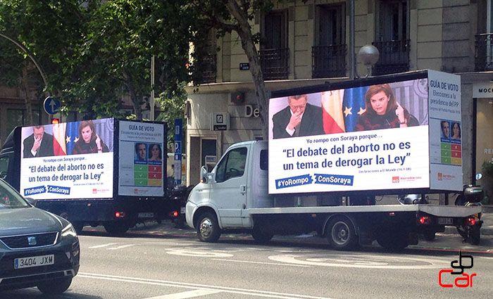 Camiones-con-pantallas-led - Publicidad en vehículo _SerbeCar