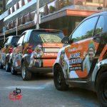 Coches para publicidad _ SerbeCar