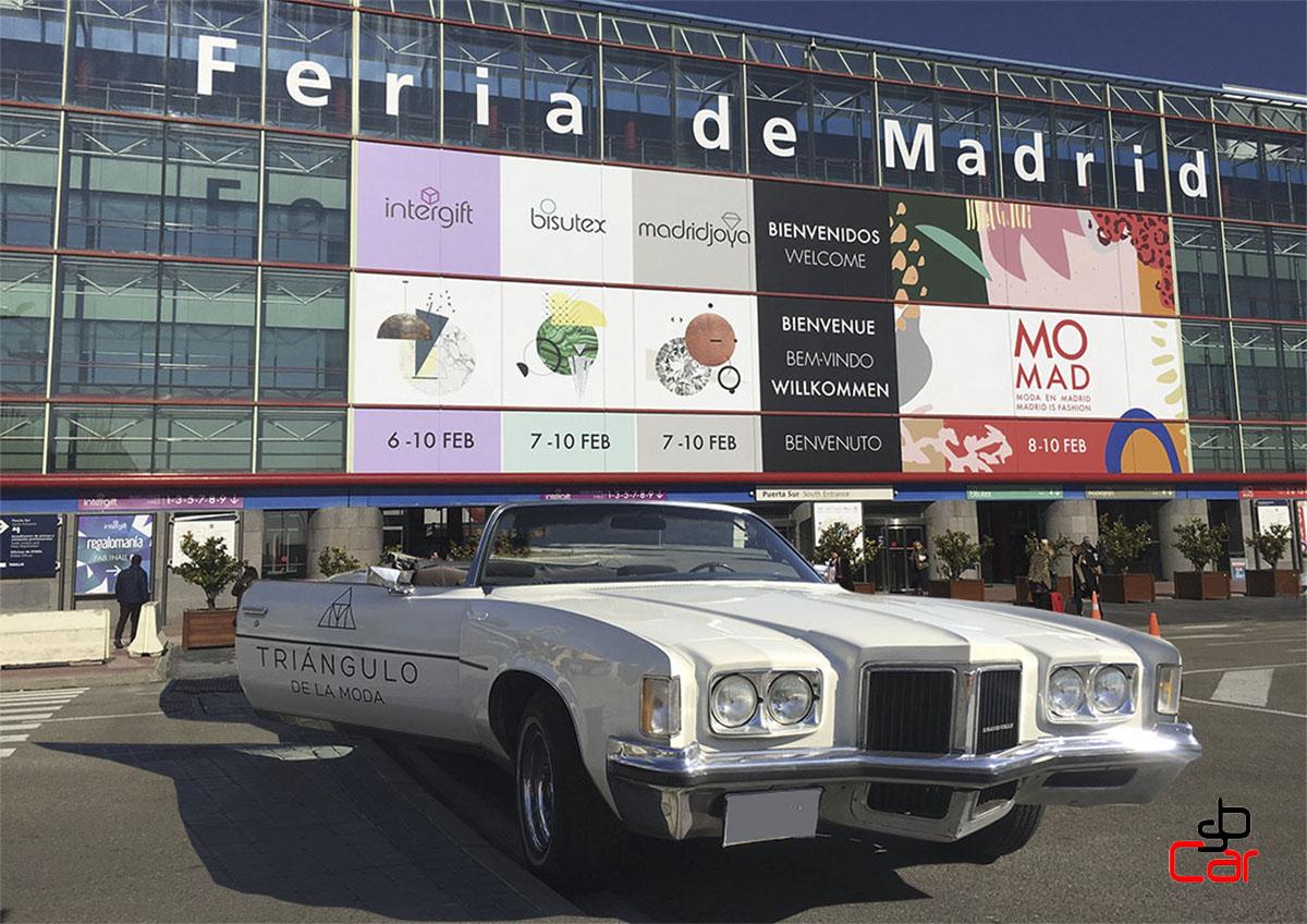 SerbeCar-cohes clásicos para publicidad